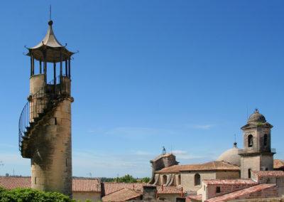 Toits de Beaucaire